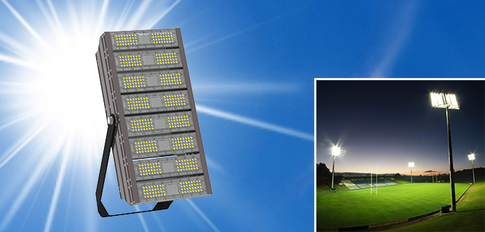 Đèn pha LED SARA M1-64A 100W-400W